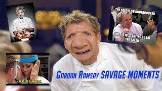Gordon Ramsay (SAVAGE MOMENTS) #1