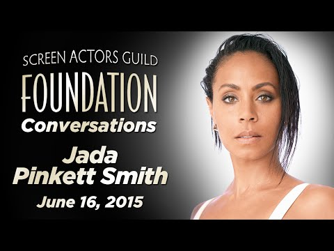Conversations with Jada Pinkett Smith