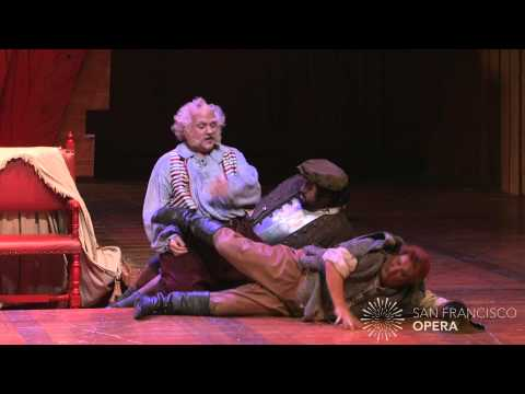 Falstaff 1 Minute Trailer - San Francisco Opera (2013)