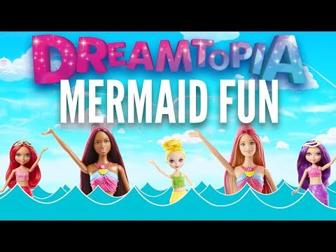 Music Video with Barbie™ Dreamtopia Mermaids | Barbie Dreamtopia | Barbie