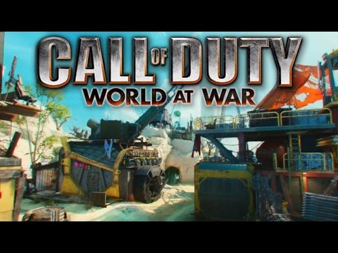 WORLD AT WAR MAP REMAKE IN BLACK OPS 3! (DLC #2 'Eclipse' Maps Preview)