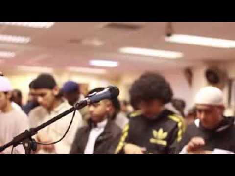 Qari Youssef Edghouch - Surah Al-Waqiah(London)
