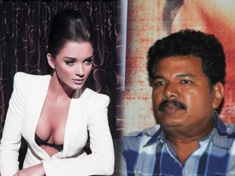 Shankar restricts Amy Jackson