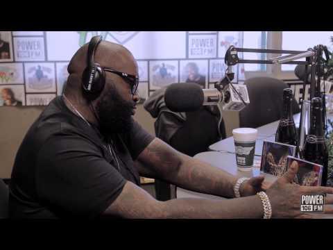 Rick Ross Talks Hood Billionaire, Jay Z, Standards in His Music