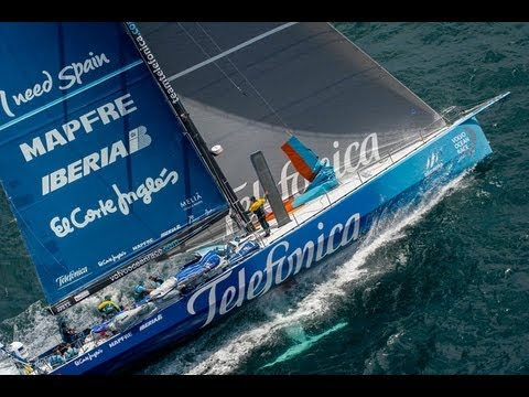 Telefonica Breaks Rudder