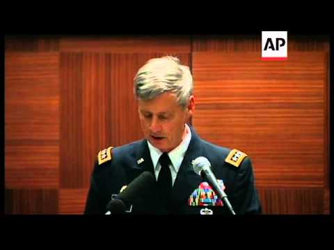 Top US commander on situation on Korean peninsula