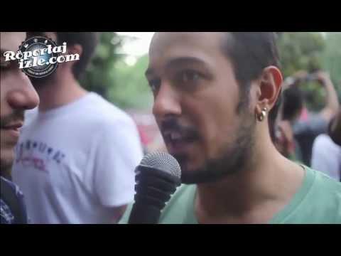 Sarp Apak'ın #GeziParkı Hakkında Yaptığı Çok Özel Röportaj