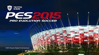 Pro Evolution Soccer 2015 (PS4 Demo)