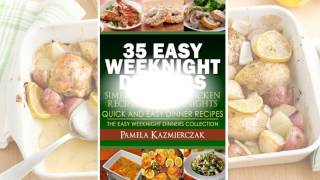 Easy Dinner Recipes for Two | Free Download