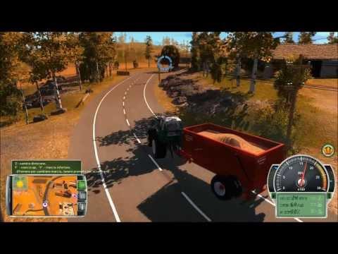 Professional Farmer 2014 – Gameplay#7 [ITA][1080p] – Lavori Autunnali