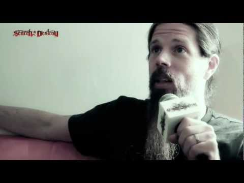 Lamb Of God interview (2012 Mexico)