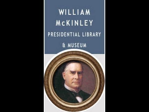 William McKinley Presidential Library & Museum by ScottsdaleVideo.TV