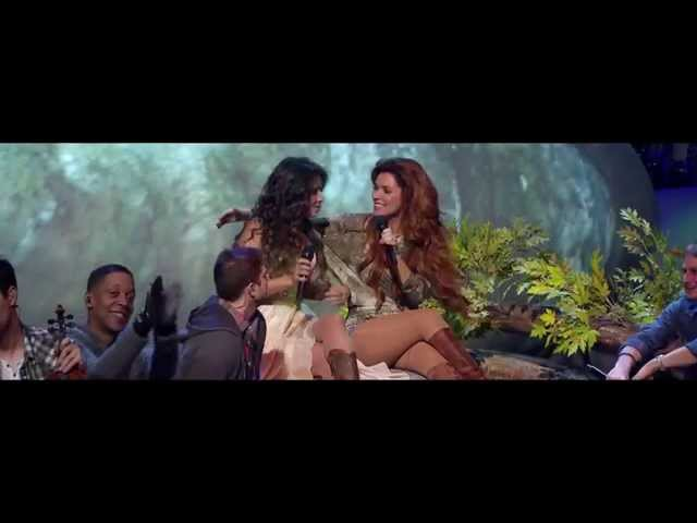 Paula Fernandes e Shania Twain - You're Still The One (Teaser)