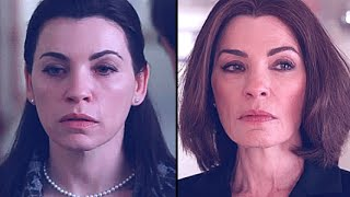 Alicia Florrick in 156 episodes [The Good Wife]
