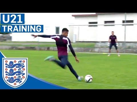 Cracking goals from Kane, Ings & England U21s | Inside Training