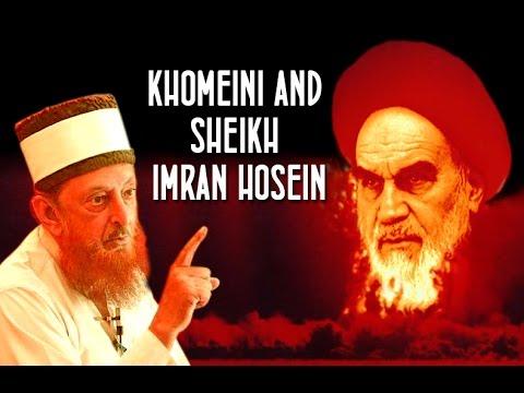 Khomeini and Sheikh Imran Hosein