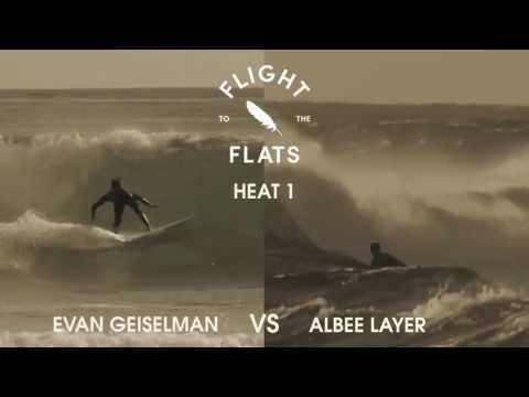 Flight To The Flats: Round 1 Results- TransWorld SURF