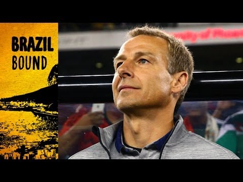 Jurgen Klinsmann explains criteria for his 30-man roster ahead of the 2014 World Cup | Brazil Bound
