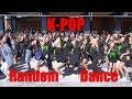K-Pop Random Dance in Public 2019 | Bishkek Kyrgyzstan | Fam Entertainment