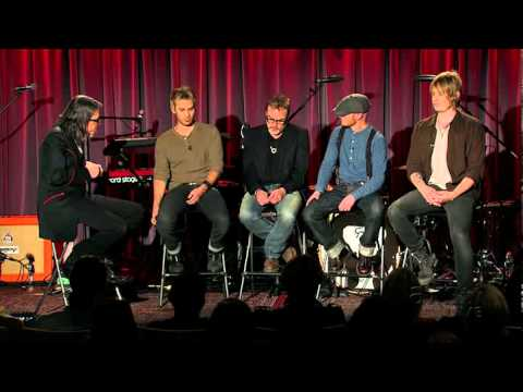 Lifehouse - Interview @ The Grammy Museum (Jan. 17)