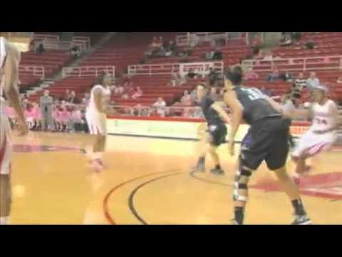 Lamar Lady Cards take SLC lead after win over UCA