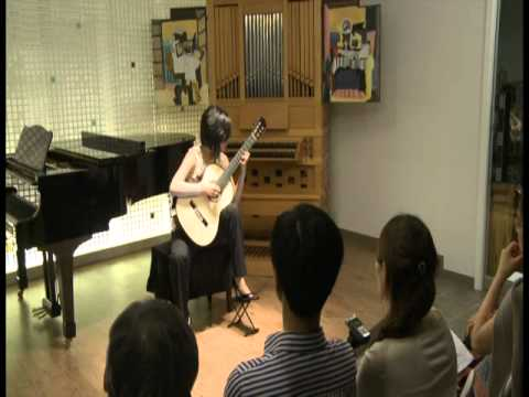 Jiyeon Kim playing Introduction et Caprice by Giulio Regondi