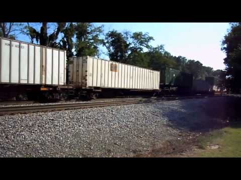 Trains in Danville,VA 7/1/11 with CSX and Amtrak!!