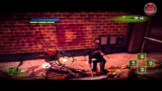 Teenage Mutant Ninja Turtles: Out of the Shadows - Gameplay HD 720p by NGW