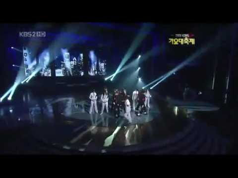 [30.12.09] Tributo a Michael Jackson kbs gayo daejun 2009  (Parte 2).wmv Music Videos