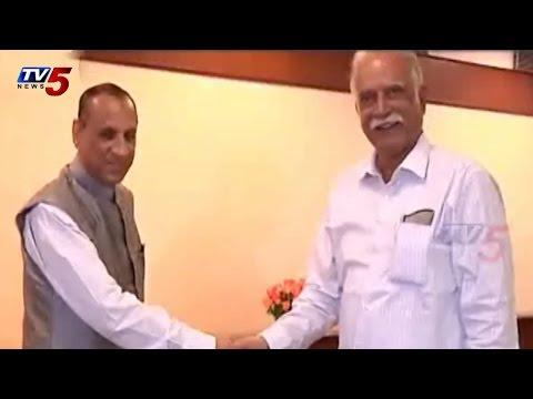 Governor Narasimhan Met with Ashok Gajapathi Raju : TV5 News