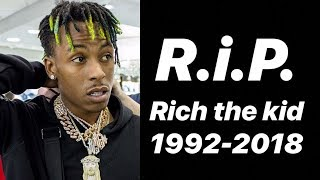 Rich The Kid Ig Posted He S Dead After A Contract Dispute With 300 Ent