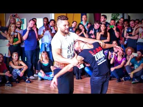 Dimitri Vegas - Hey Baby - Leo Gomes & Ana Paula Gomes - 2017 Amsterdam Brazilian Dance Festival