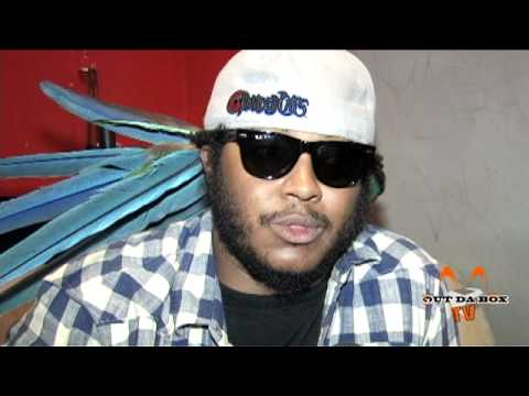 Thundercat Stephen Bruner on Out Da Box Tv   Stephen  Thundercat  Bruner