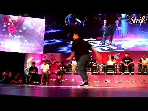 Issei vs LiL Zoo | R16 World 2014 | Finals | Strife.TV