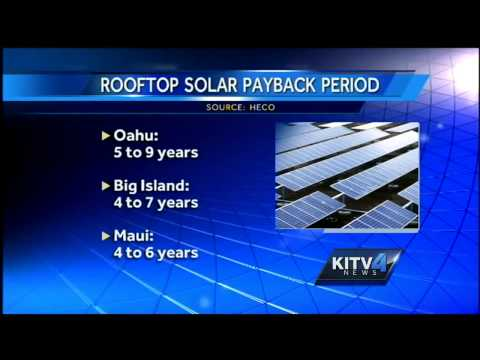 HECO proposal could making solar less appealing