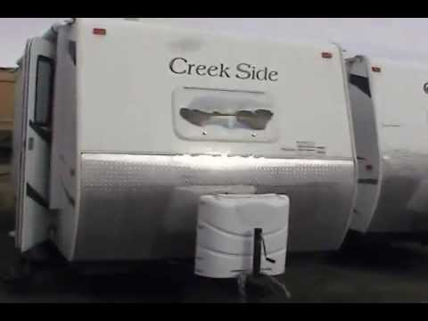 2011 Outdoors RV Creek Side 18CK For Sale