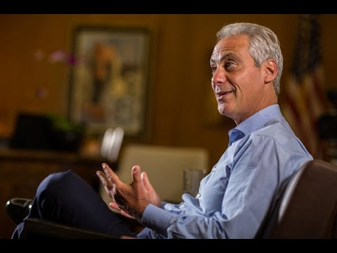 Rahm Emanuel On The Future Of Chicago