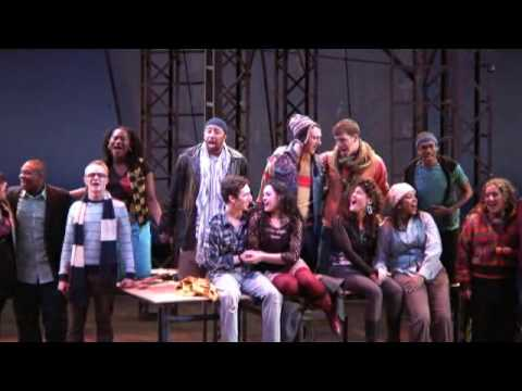 Temple Theaters original staging of RENT opens this weekend