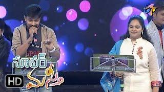 Nallanchu Tella Song|Gopika Poornima,Dhanunjay Performance | Super Masti |Bhimavaram|19th March 2017