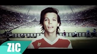 One Direction - Football FIFA world cup 2014 ( Music video)