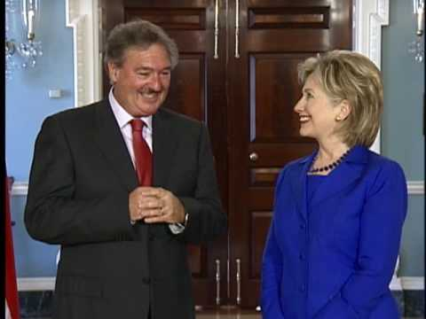 Secretary Clinton Meets With Deputy Prime Minister Asselborn of Luxembourg
