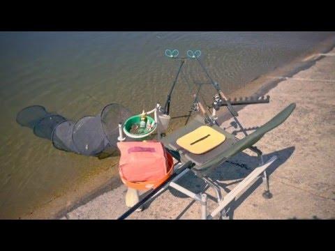 самодельная нога для рыболовной платформы