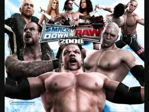Smackdown vs Raw 2008 - Driven