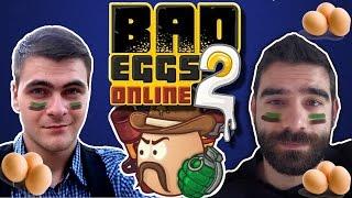 Darmowe Gry Online - Wściekłe Jajka 2 - Sou vs Bonkol