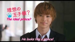 Ookami Shoujo to Kuro Ouji Live Action Trailer (English Sub)