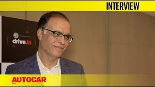 Rajeev Chaba - MG Motor India President & MD | Interview | Autocar India