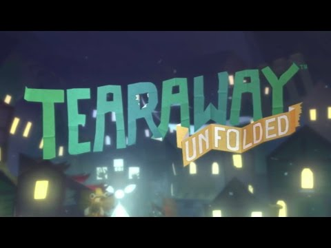 How Does the PS4 Transform Tearaway? - Gamescom 2014
