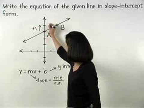 linear equations essay