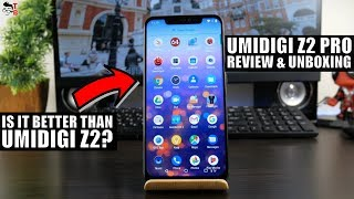 UMIDIGI Z2 Pro is Finally HERE! Unboxing & REVIEW
