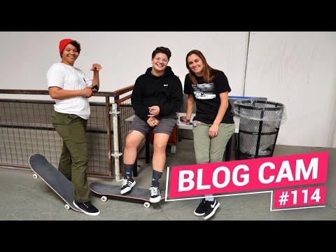 Blog Cam #114 - CA TF with Alana Smith and Samarria Brevard